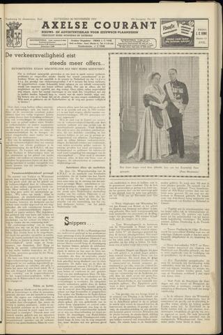 Axelsche Courant 1954-11-20