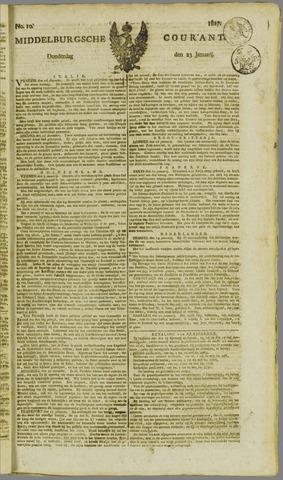 Middelburgsche Courant 1817-01-23