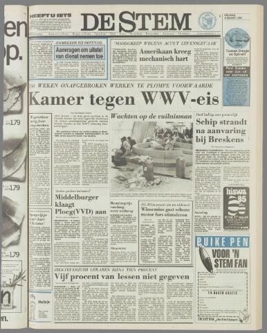 de Stem 1985-03-08