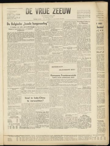 de Vrije Zeeuw 1950-07-31
