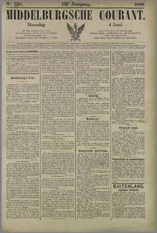 Middelburgsche Courant 1888-06-04