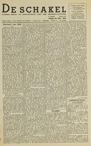 De Schakel 1949-12-30