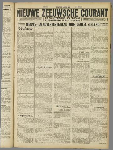 Nieuwe Zeeuwsche Courant 1927-01-11