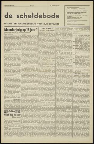 Scheldebode 1970-01-23