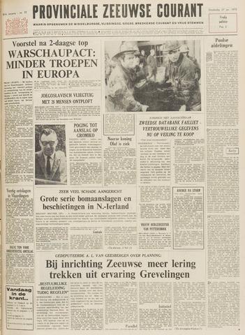 Provinciale Zeeuwse Courant 1972-01-27