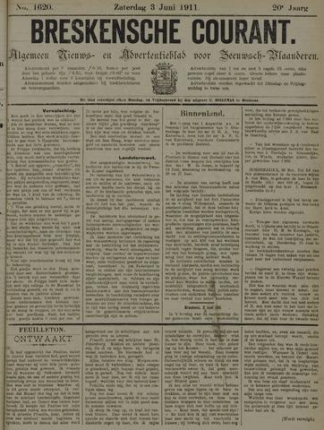 Breskensche Courant 1911-06-03