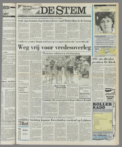 de Stem 1991-07-23