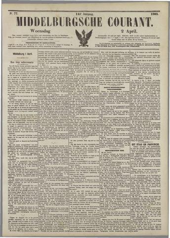 Middelburgsche Courant 1902-04-02
