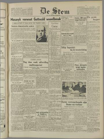 de Stem 1948-03-11