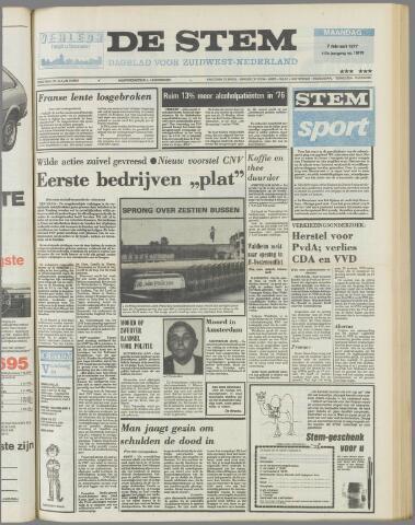 de Stem 1977-02-07