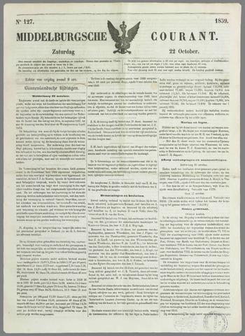 Middelburgsche Courant 1859-10-22