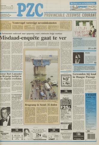 Provinciale Zeeuwse Courant 1994-10-22