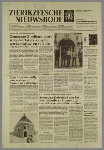 Zierikzeesche Nieuwsbode 1985-02-22