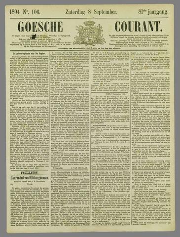 Goessche Courant 1894-09-08