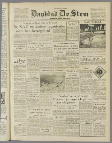 de Stem 1955-01-11