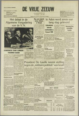 de Vrije Zeeuw 1967-06-22