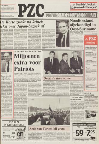 Provinciale Zeeuwse Courant 1986-12-02