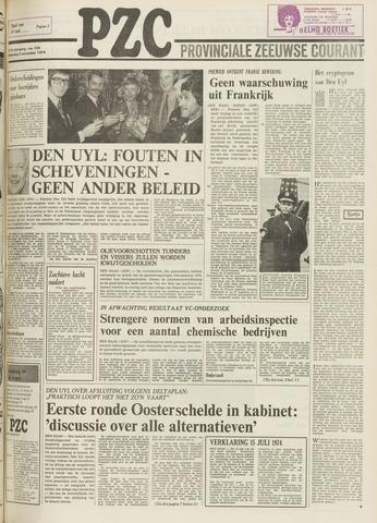 Provinciale Zeeuwse Courant 1974-11-02