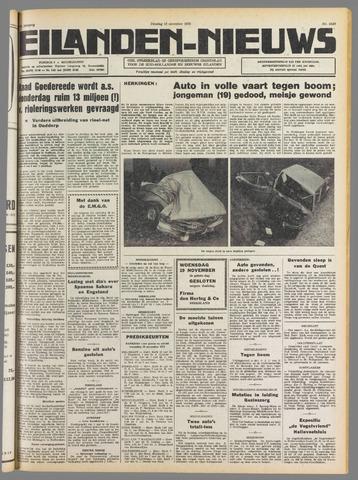 Eilanden-nieuws. Christelijk streekblad op gereformeerde grondslag 1975-11-18