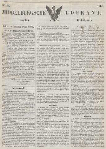 Middelburgsche Courant 1866-02-20
