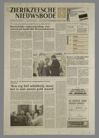 Zierikzeesche Nieuwsbode 1991-09-30