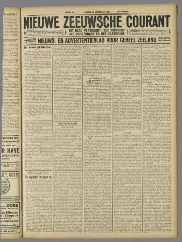 Nieuwe Zeeuwsche Courant 1926-09-14