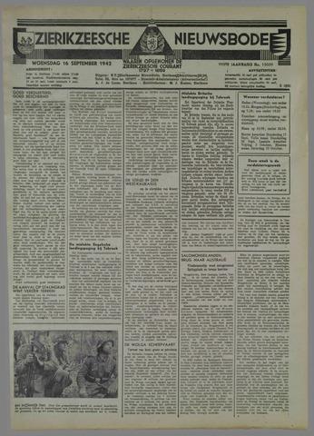 Zierikzeesche Nieuwsbode 1942-09-16