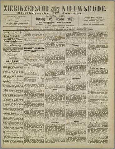 Zierikzeesche Nieuwsbode 1901-10-22