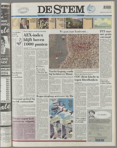 de Stem 1997-08-08