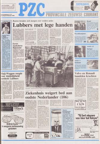 Provinciale Zeeuwse Courant 1990-02-24