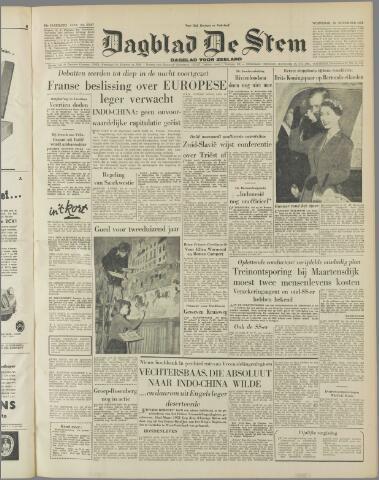 de Stem 1953-11-25