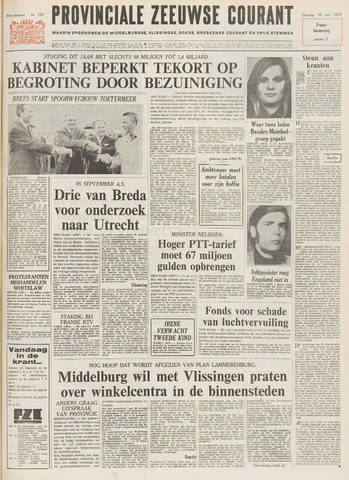 Provinciale Zeeuwse Courant 1972-06-10