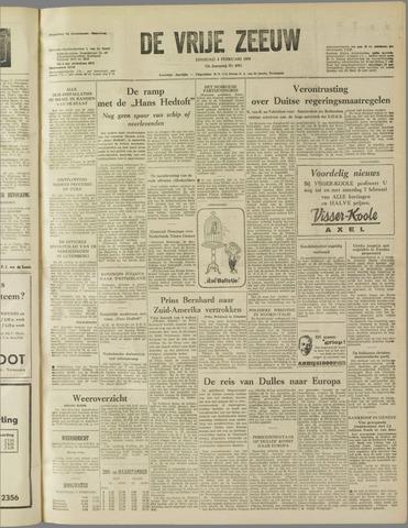 de Vrije Zeeuw 1959-02-03