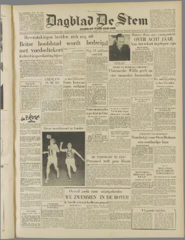 de Stem 1954-10-15