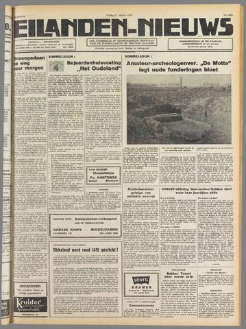 Eilanden-nieuws. Christelijk streekblad op gereformeerde grondslag 1975-10-17