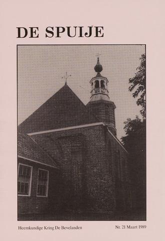 De Spuije 1989-03-01