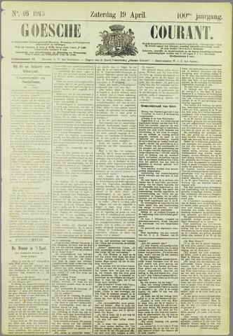Goessche Courant 1913-04-19