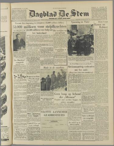 de Stem 1952-01-22