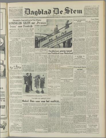 de Stem 1950-03-30