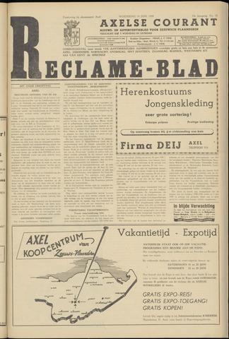 Axelsche Courant 1958-06-18
