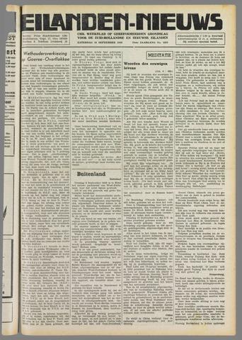 Eilanden-nieuws. Christelijk streekblad op gereformeerde grondslag 1949-09-10