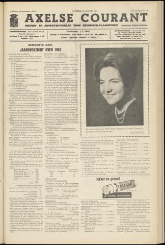 Axelsche Courant 1964-01-18