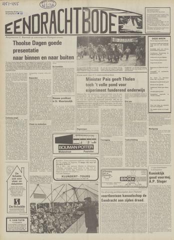 Eendrachtbode (1945-heden)/Mededeelingenblad voor het eiland Tholen (1944/45) 1979-06-28