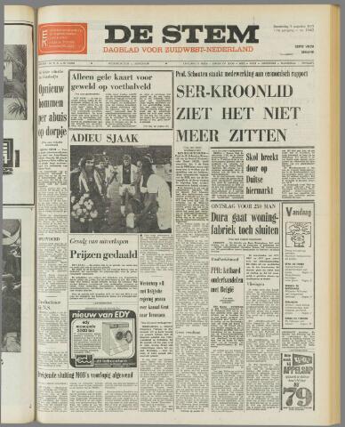de Stem 1973-08-09