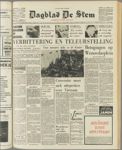 de Stem 1968-08-28