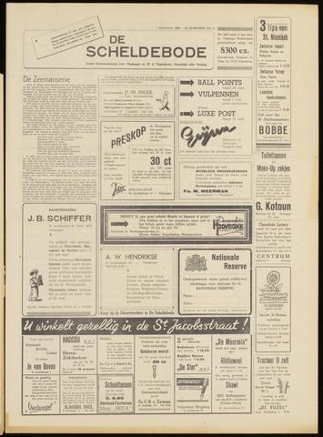 Scheldebode 1950-12-01