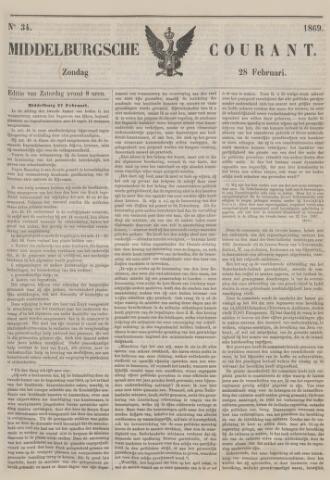 Middelburgsche Courant 1869-02-28