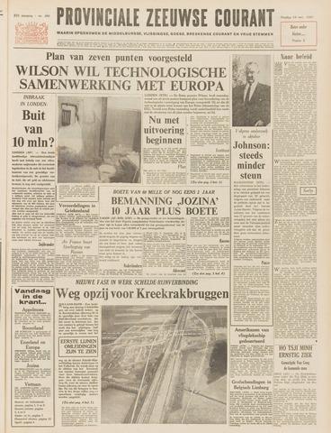 Provinciale Zeeuwse Courant 1967-11-14