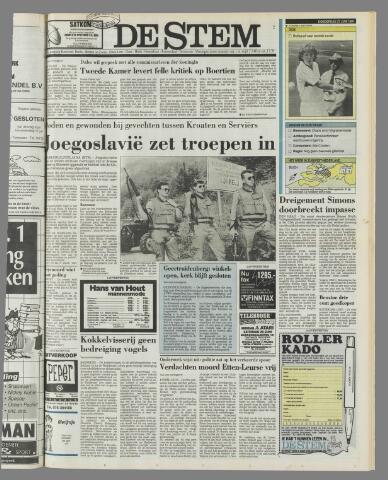 de Stem 1991-06-27