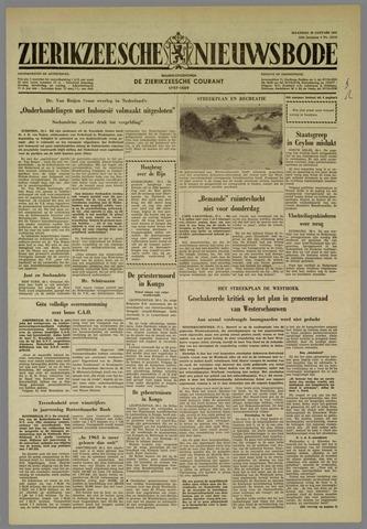 Zierikzeesche Nieuwsbode 1962-01-29